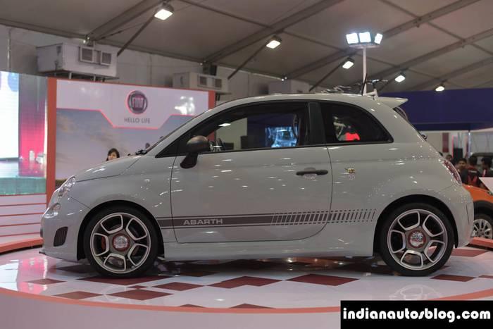 Fiat Abarth 595 Competizione Debuts In India