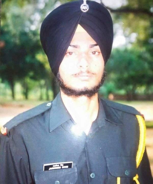 Sepoy Rachpal Singh Lost His Life Fighting Pak Terrorists