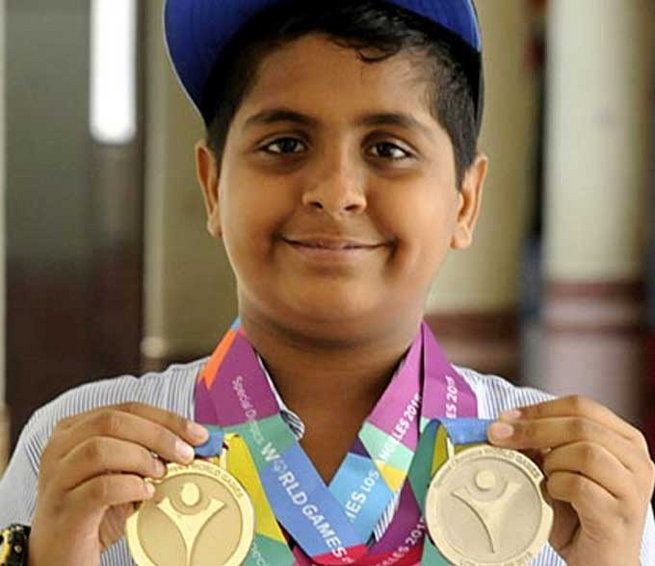Kudos: India Grabs 173 Medals At Special Olympics!