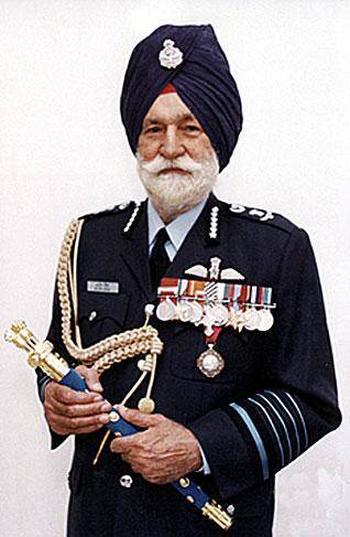 Our Hero Arjan Singh