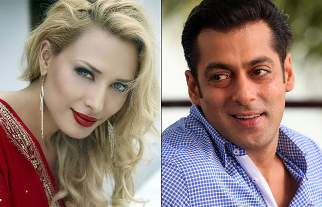 Salman Khan Rubbishes Rumours Of His Engagement To Lulia Vantur