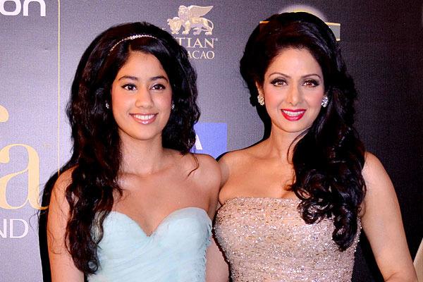 Sridevi's Daughter Jhanvi To Make Her Acting Debut In Jr NTR's Film?