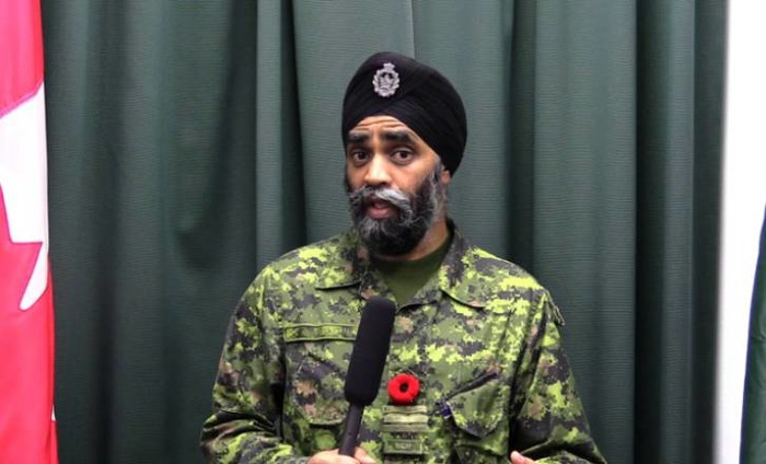 Canada's Sikh Minister Becomes A Victim Of Racist Facebook Post