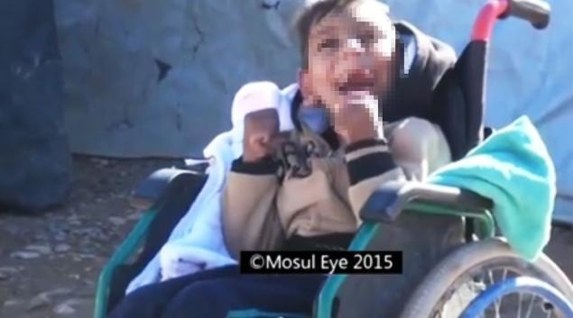 ISIS Issues A Fatwa To Murder All Disabled Children!