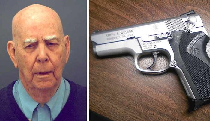91-year-old Man Shot His Wife Dead, You Won't Believe Why!