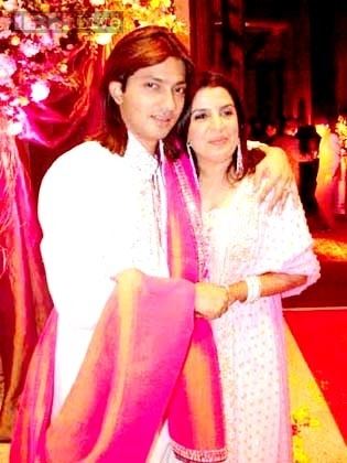 Richest Celebrity Couples - Farah Khan & Shirish Kunder