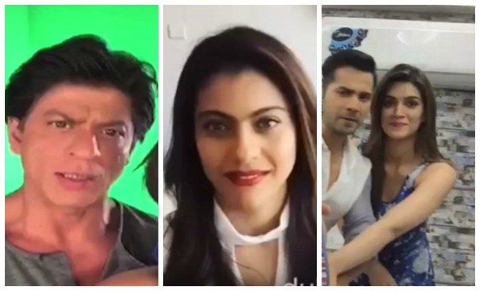 Epic Compilation Of Dilwale Dubsmash Videos!
