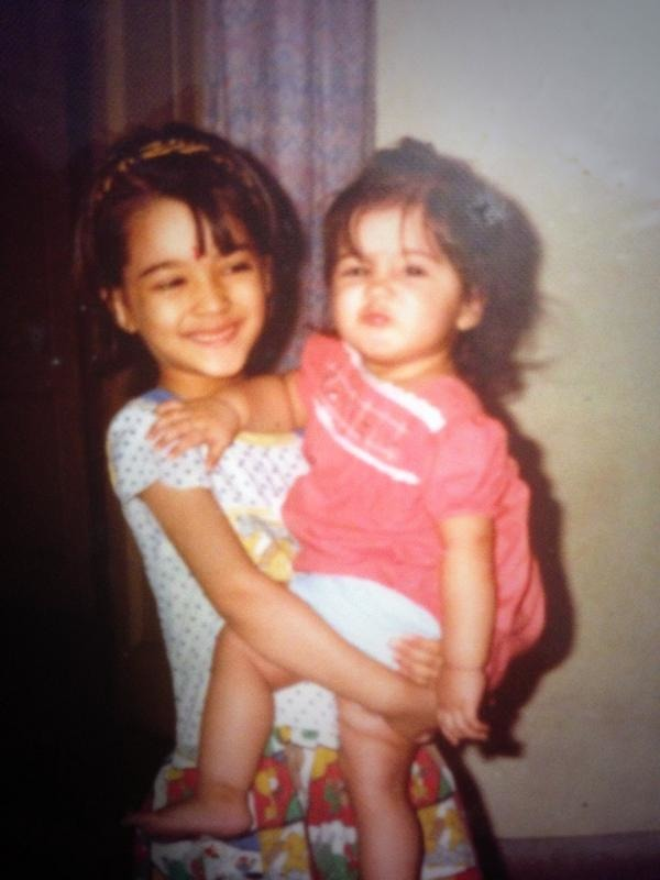 Throwback: Can You Guess The Name Of This Bollywood Actress?