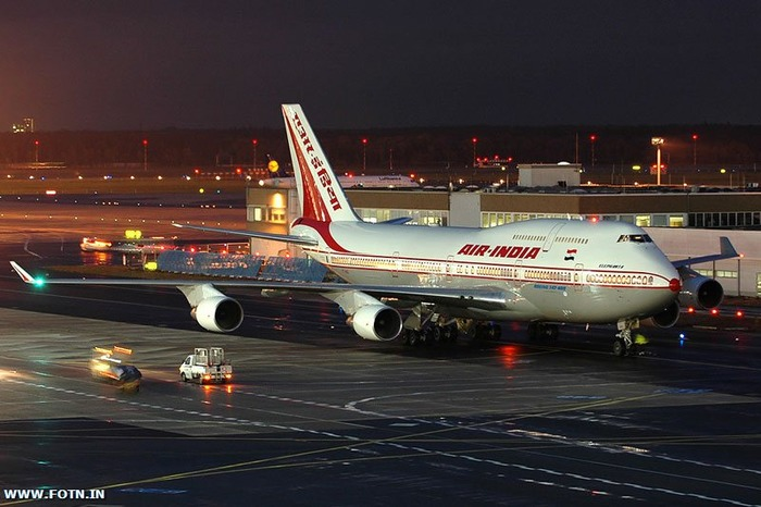 Air India Employee Sucked Into Aircraft Engine