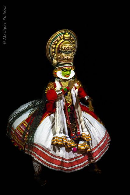Classical Dance-Drama Of Kerala - Kathakali