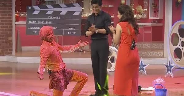 Sunil Grover's 'Gerua' Performance On CNWK; Isn't He Better Than Kapil Sharma?