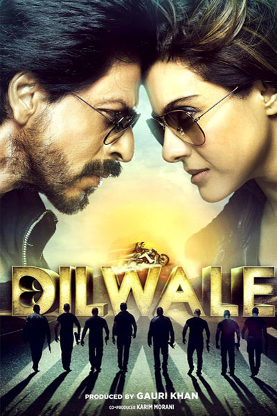Dilwale Review: A Quintessential Entertainer Mixed With Over-the-top Action & Too Many Stories!