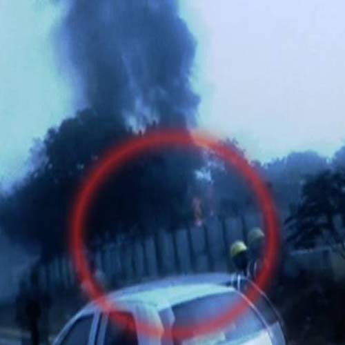 BSF Plane Carrying 10 Passengers Crashes In Delhi, Two Feared Dead