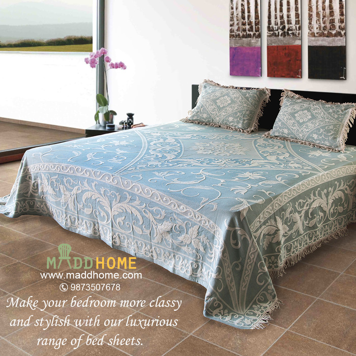 Get The Exclusive Bedspreads Accompanied With Unique Designs