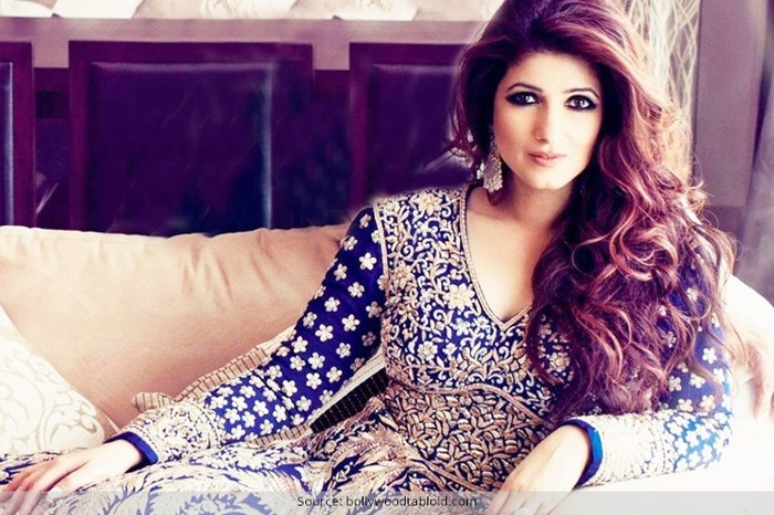 #7 Celebrity Of The Year: The Enigmatic And Hilarious, Twinkle Khanna!
