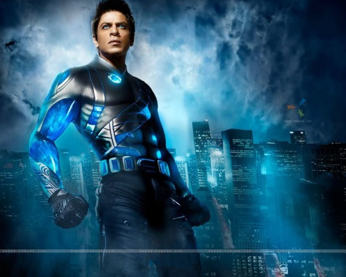 WTF: SRK To Make A Sequel To Ra.One! Has He Lost It?