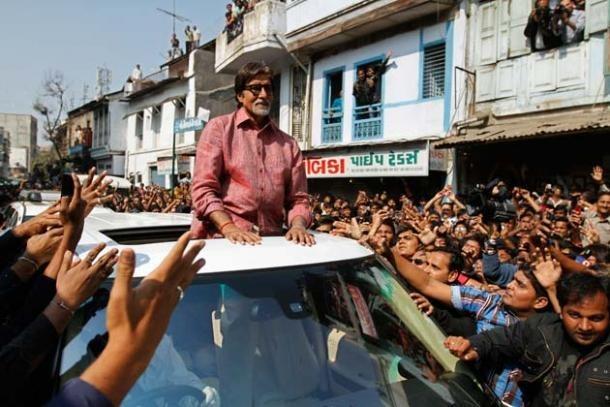#6 Celebrity Of The Year: Amitabh Bachchan