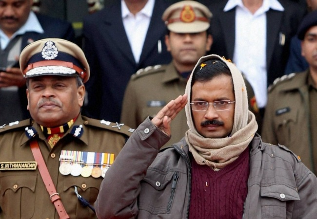 #5 Celebrity Of The Year: The Dynamic And Candid, Arvind Kejriwal!