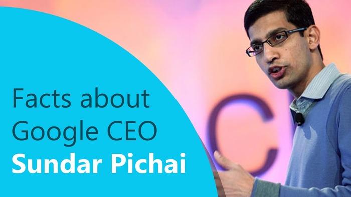 #3 Celebrity Of The Year: Sundar Pichai