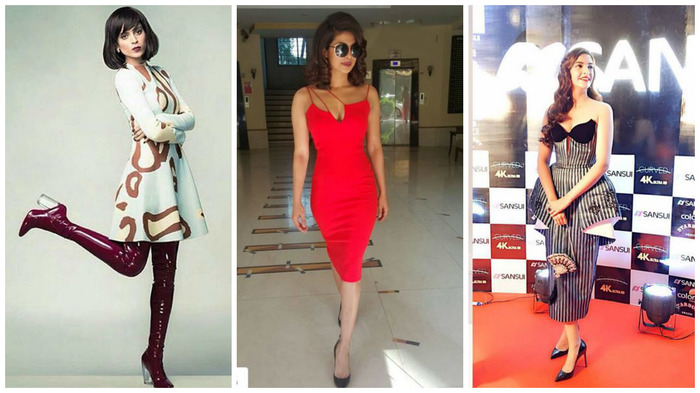 10 Bollywood Inspired Outfits For That Special New Year's Night!