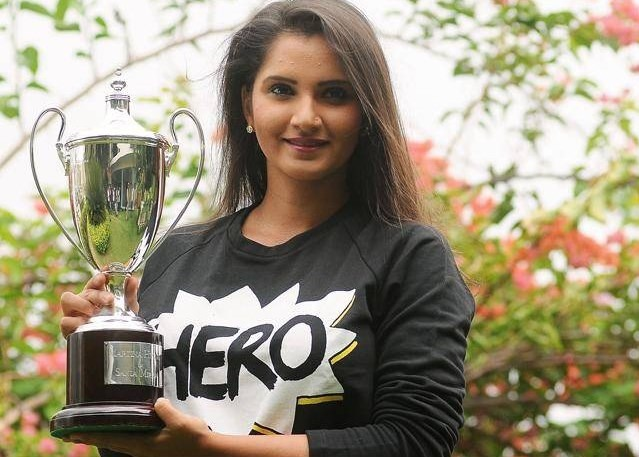 #1 Celebrity Of The Year: Sania Mirza
