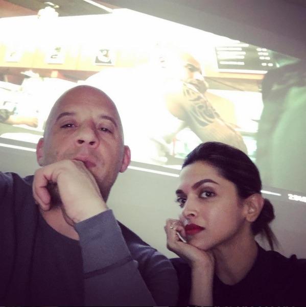 OMG: Is Deepika Auditioning For Vin Diesel's New Flick?