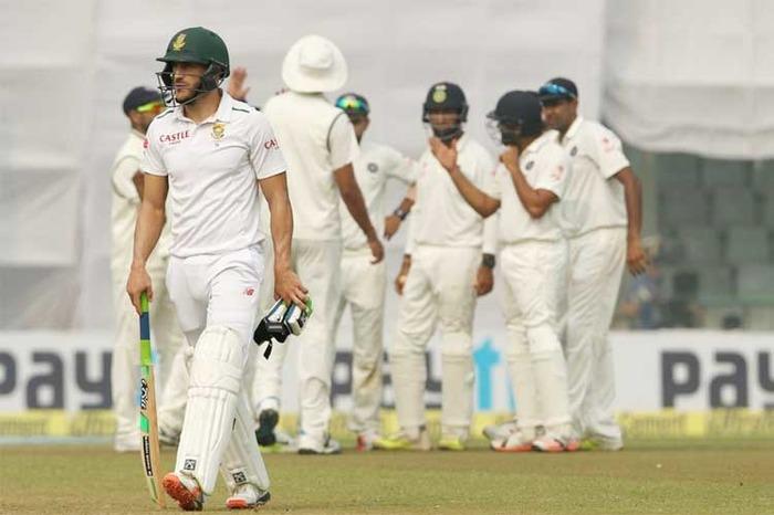 Kudos: India Beats South Africa By 337 Runs, Wins Series 3-0