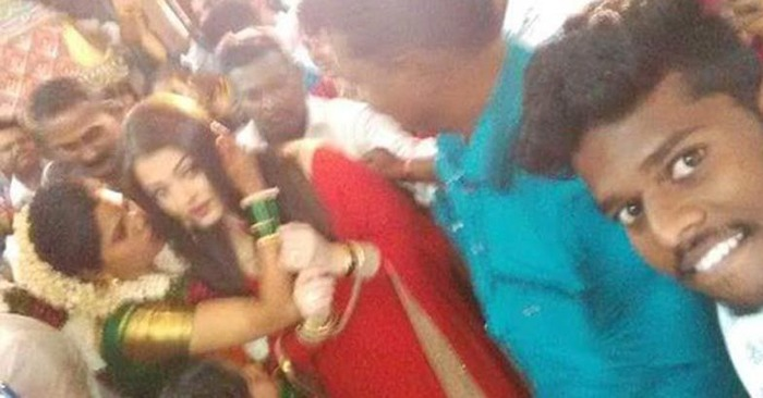 Aishwarya Rai Bachchan Attends Her Bodyguard's Wedding: SWEET!