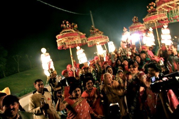 Wedding Fever On In Delhi: Good Luck Reaching Home On Time!