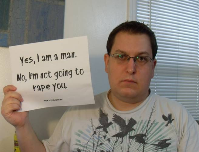 I Am A Man And I Respect Woman