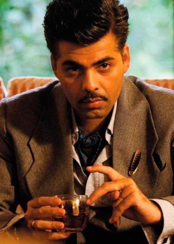 Can Karan Johar Pull Off His New Role As Villain?