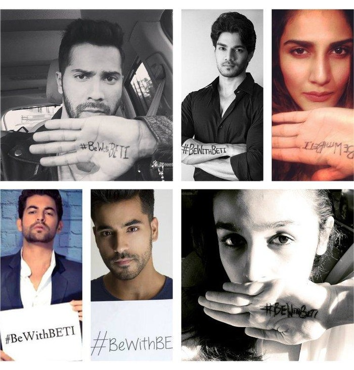 Bewithbeti: Celebrities Join Hands For A Cause
