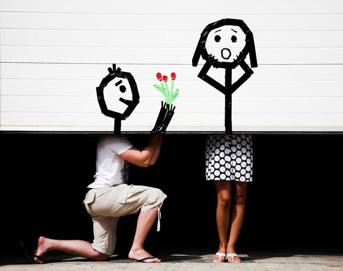 Help! How To Propose A Girl On V-Day?