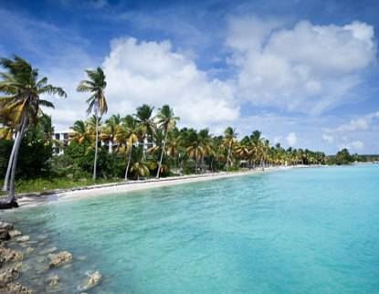 Luxurious Winter Getaways Island - Guadeloupe