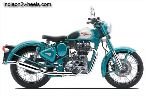 Heartthrobes Of Indian Youths On Royal Enfield Bullets - Thunderbird 350