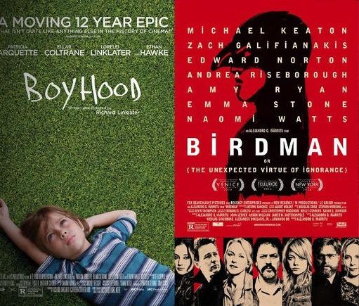 Birdman Better Than Boyhood! What's Your Take?