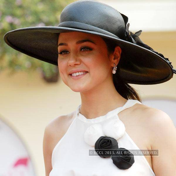Celebrities Known For Beauty And Brains - Preity Zinda