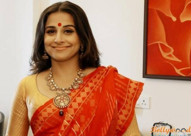 Celebrities Known For Beauty And Brains - Vidya Balan