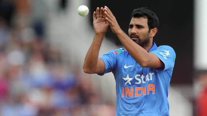 World Cup 2015: Shami Out Of UAE Match, Will This Hurt Team India?