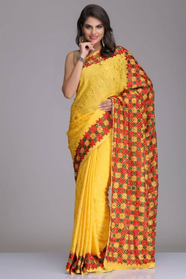 Is Saree Outdated?