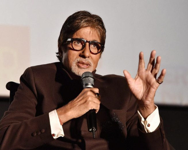 There Is No Standard Of Script Writing Now, Says Amitabh Bachchan