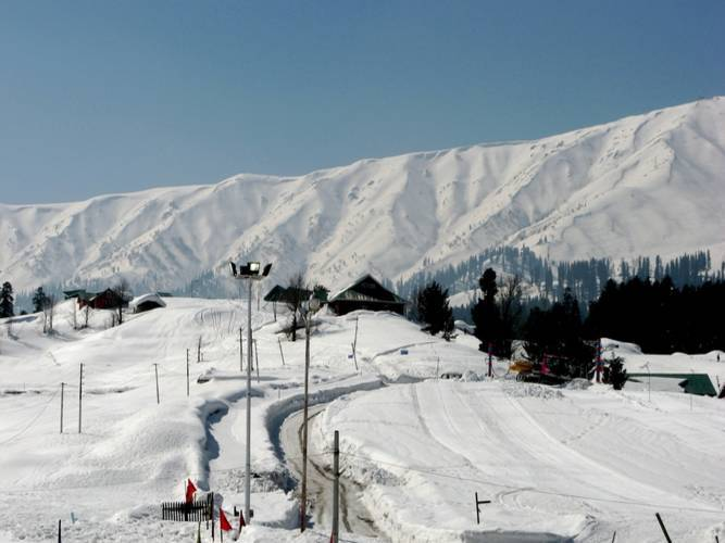 Exotic Winter Destinations Of India - Gulmarg