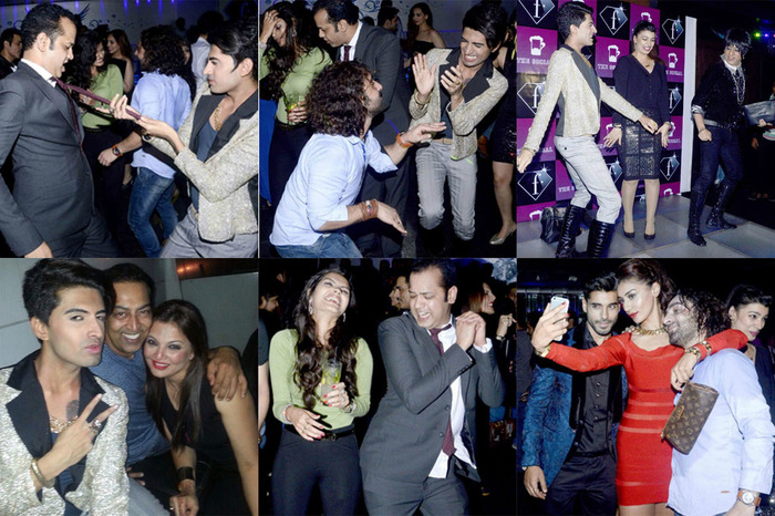 The All Star Bigg Boss Party, A Huge Hit!!!