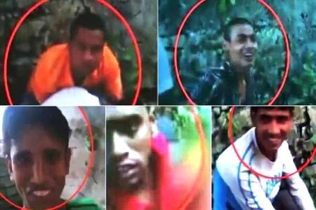 Shame These Hyderabad Rapists!