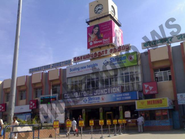 India's Most Popular Railway Stations - Coimbatore