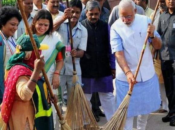 Swach Bharat Is My Resolution For New Year