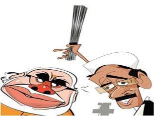 #delhielections: Is BJP Feeling Threatened By Kejriwal?