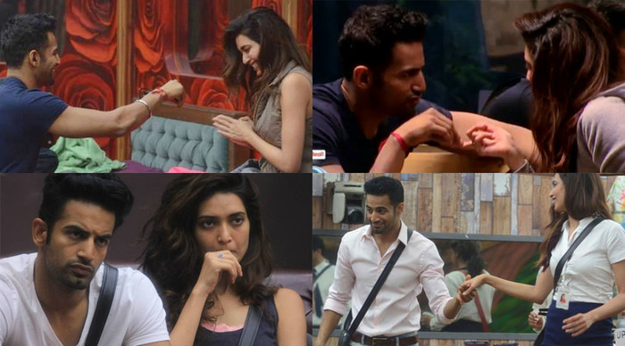 With Karishma-Upen, It Is Love Overdose On Bigg Boss 8!
