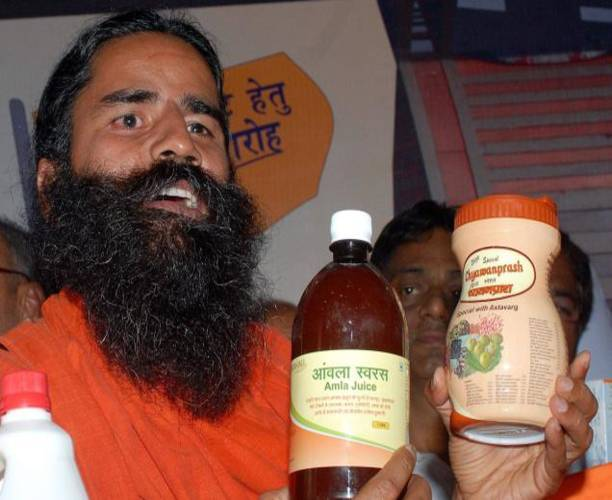 Is Ramdev Baba Posing A Threat To The MNCs Like HLL & P&G With His PATANJALI Products ?