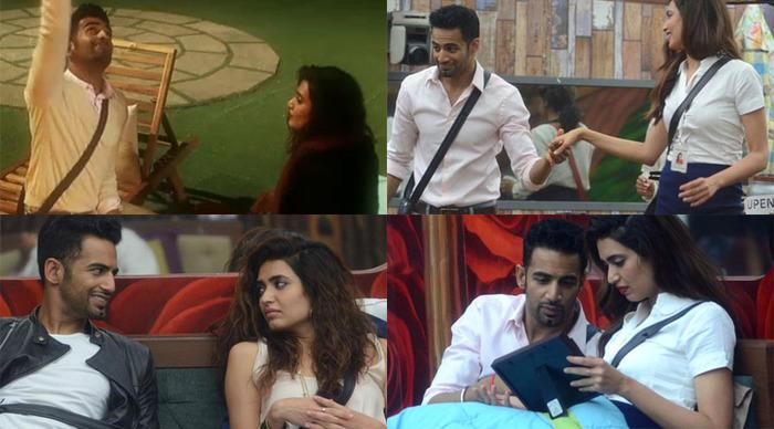 Upen And Karishma's Love Saga On Bigg Boss - Twilight Or Tubelight?